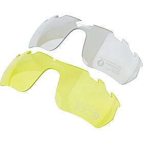 BBB Select XL BSG-55XL Sportbrille rot glanz